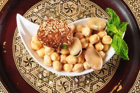 syrian: Falafel.