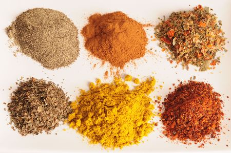 Indian spices. photo