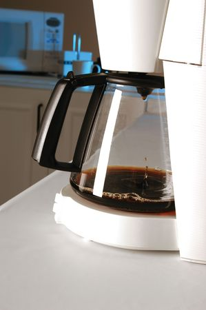 coffee maker: Coffee maker.