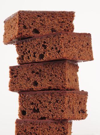 brownie: Brownie torre.
