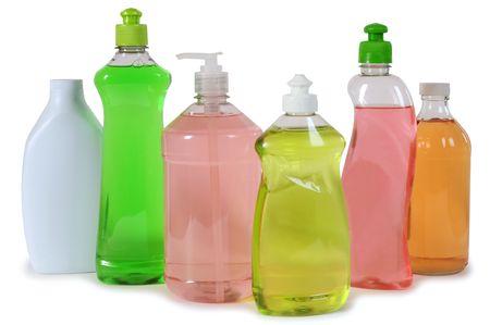 d�sinfectant: M�nage d�tergents. D�coupez.