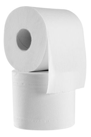Toilet paper. path. photo