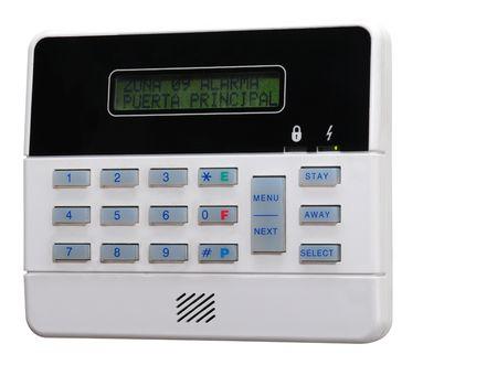 Alarm box. photo