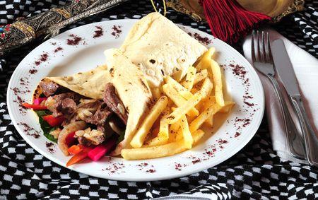 Shawarma photo
