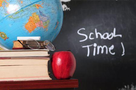discipleship: School time