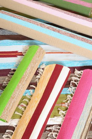 Colorful carpets Stock Photo - 5326569
