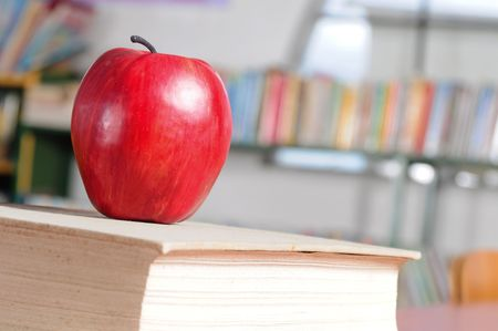 discipleship: Apple and book