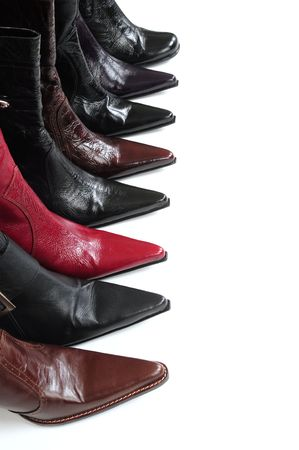 Boots collection photo