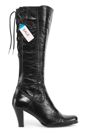 Boots on sale photo