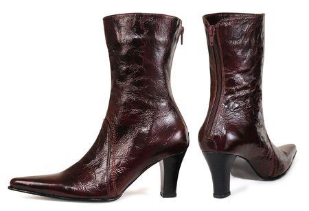Short boots. Stock Photo - 5414886