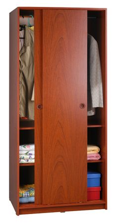 Open cabinet Stock Photo - 5432428
