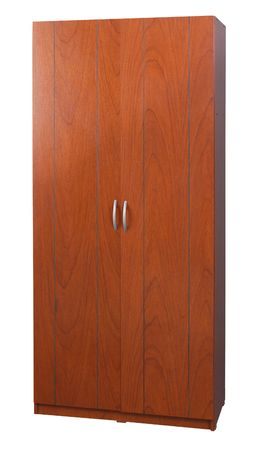 Two door closet Stock Photo - 5432424