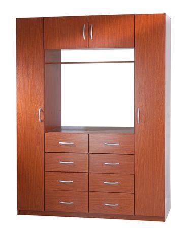 Multi use closet. Stock Photo - 5432415