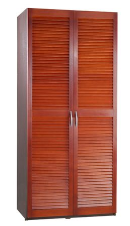 Two door closet. Stock Photo - 5432425
