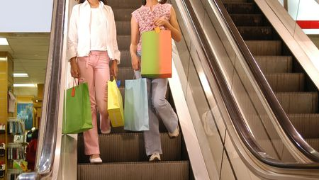 Shopping.                                 photo
