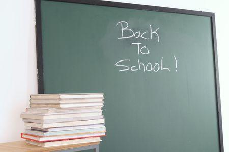 discipleship: Back to school.