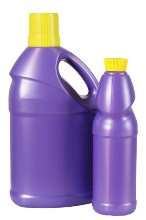 detergent: Cleaning product.  Stock Photo