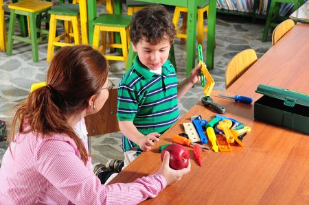 Preschool. photo