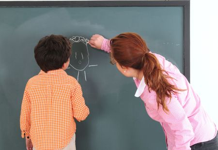 Teaching and Learning. Series, see more.... Stock Photo - 5661116
