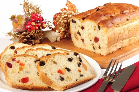 Candy bread photo