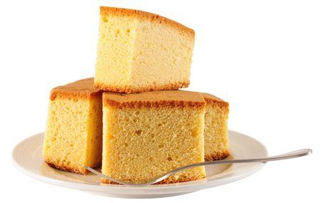 rebanada de pastel: Pastel
