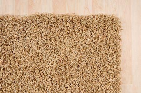 Brown carpet. photo