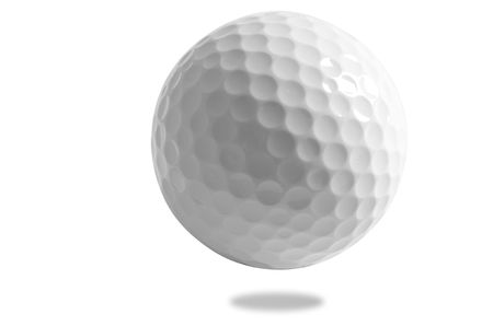 Golf ball. photo