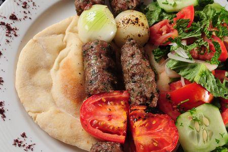 shish kebab: Shish kebab.