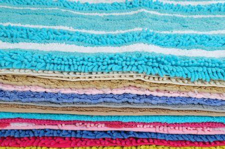 Carpet swatches. photo