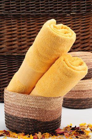 Towel. Stock Photo - 7356791