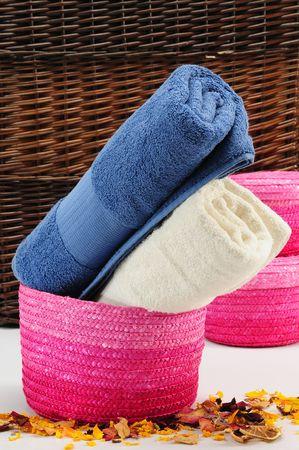 Towel. Stock Photo - 7356788