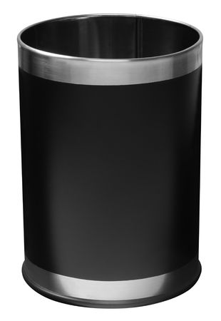Waste can. Isolated Stock Photo - 7919363