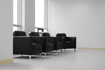Waiting room. Stock Photo - 8060508