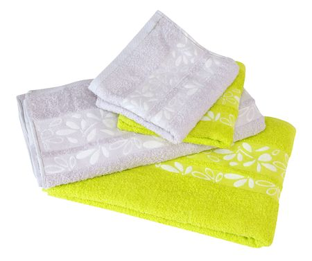 Bath towels. Stock Photo - 8119734