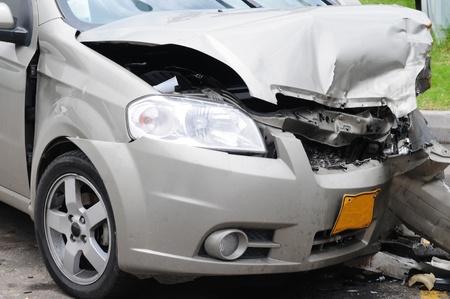 合計: 車の事故。