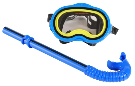 leisure equipment: Diving objects.
