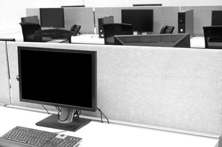 Computer lab. photo