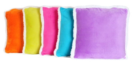 Colorful cushions. Stock Photo - 9385808