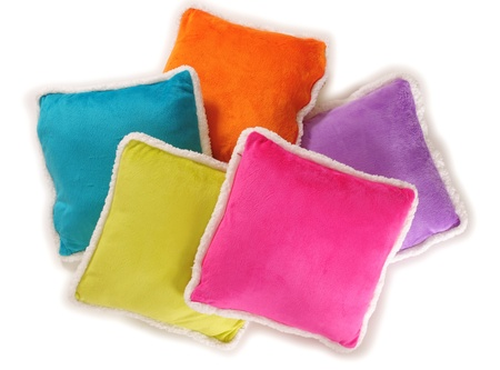 Colorful cushions. Stock Photo - 9385822