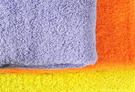 Bath towels. Stock Photo - 9315477