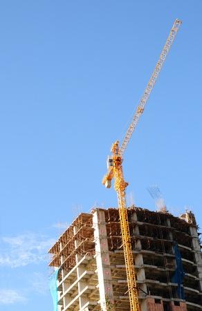 deconstruct:  Construction site.