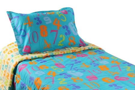 bed spreads: Bedding.