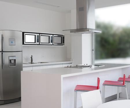 Kitchen. Stock Photo