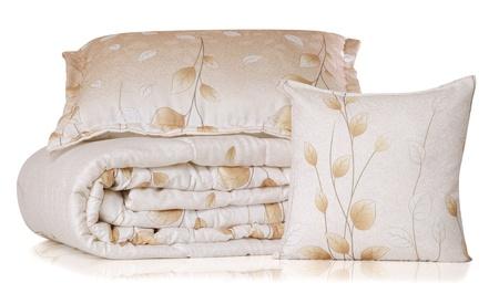 edred�n: Ropa de cama. Aislado