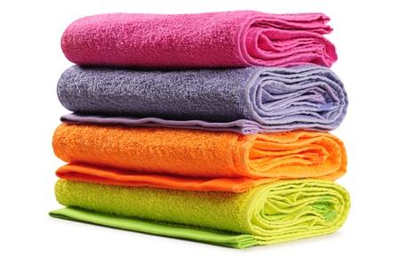 towels bath: Bath towel. Isolated