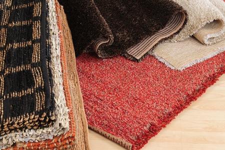 Carpets. photo