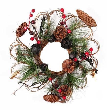 Christmas ornaments. photo