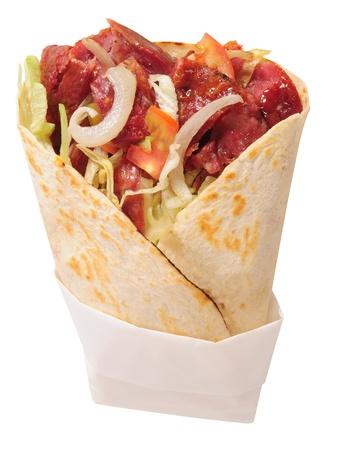 Shawarma. photo