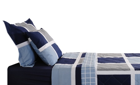 unattended: Bedding Stock Photo