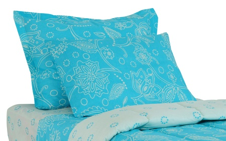 bed spreads: Bed  Isolated